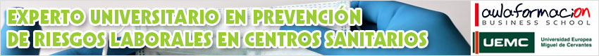 experto-universitario-prevencion-riesgos-centros-sanitarios