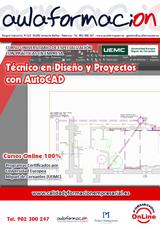 programa Tecnico Diseno y Proyectos Autocad