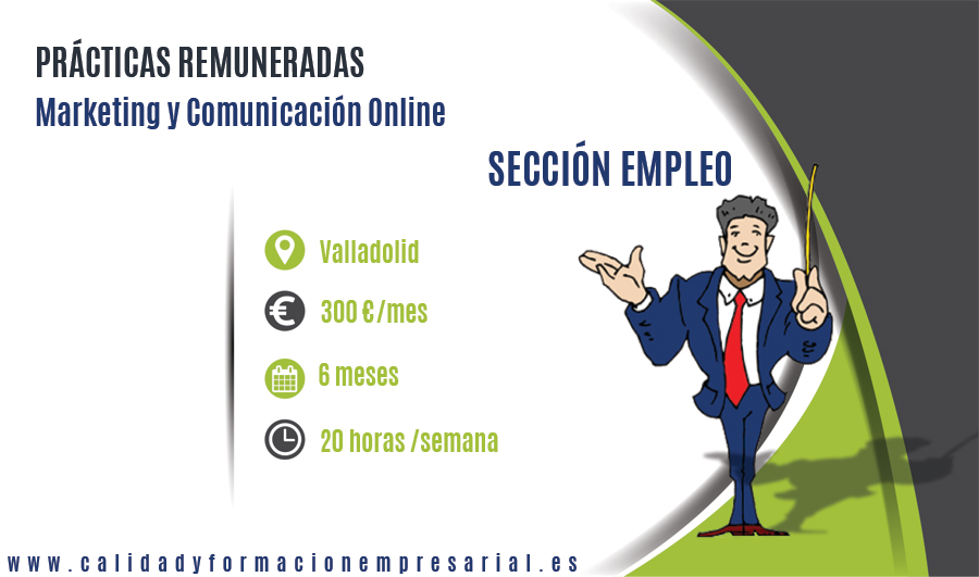 practicas marketing y comunicacion online